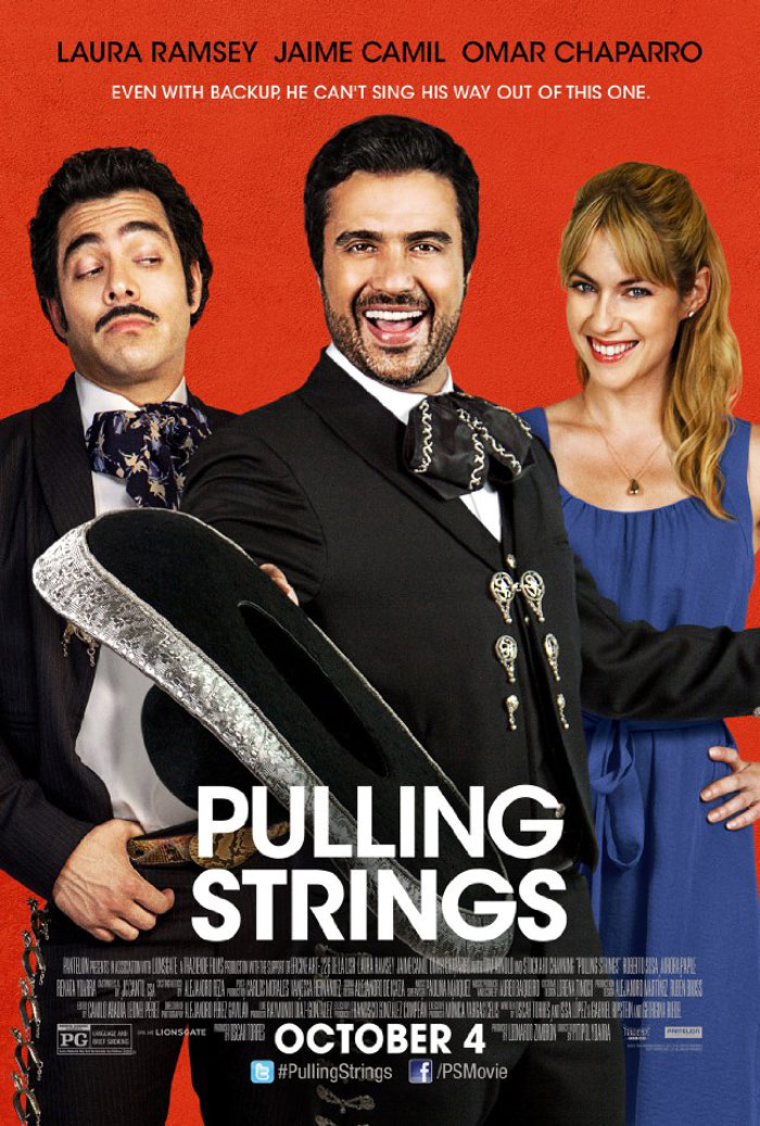 Pulling Strings Poster #1