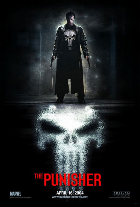 The Punisher Poster #1