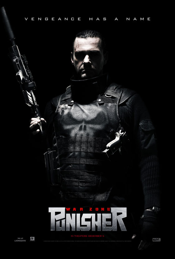 Punisher: War Zone Poster #5