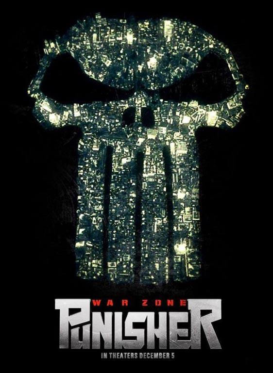 Punisher: War Zone Poster #8