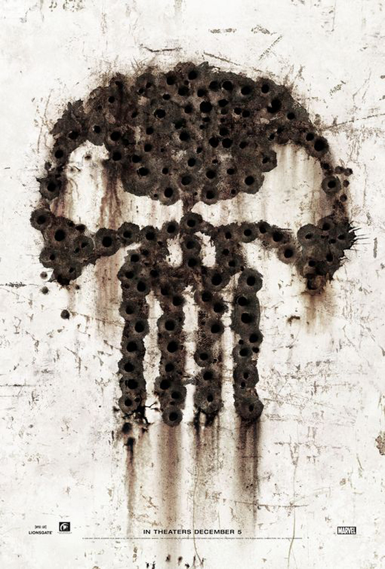 Punisher: War Zone Poster #1
