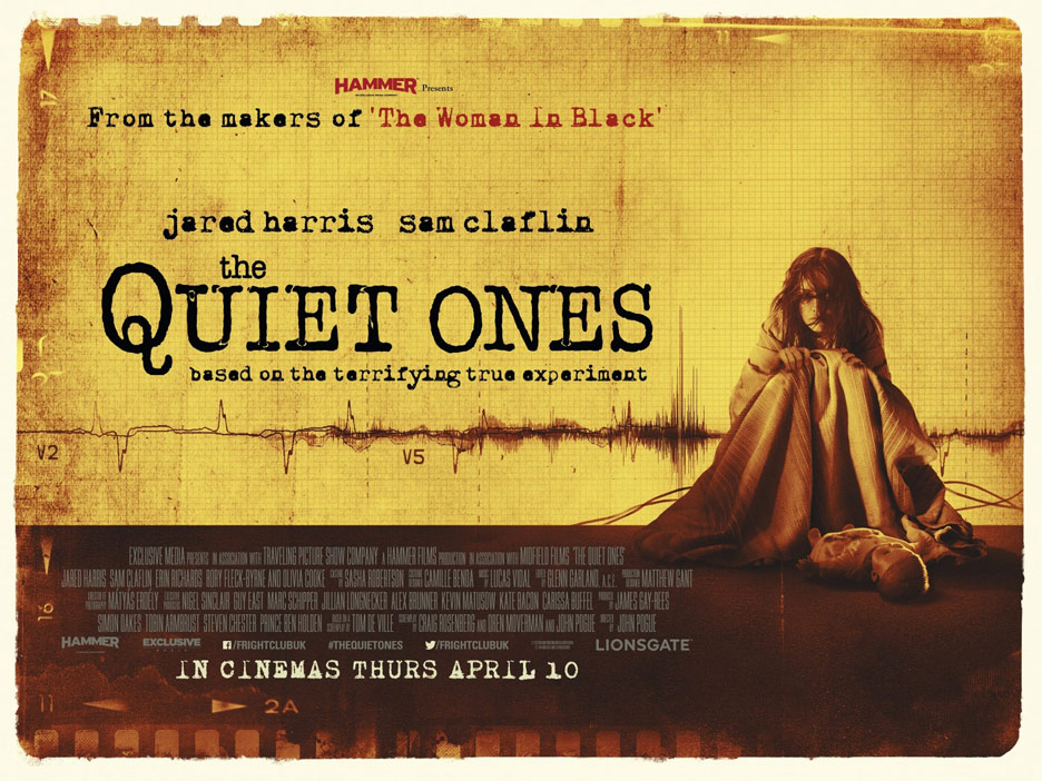 The Quiet Ones Poster #2