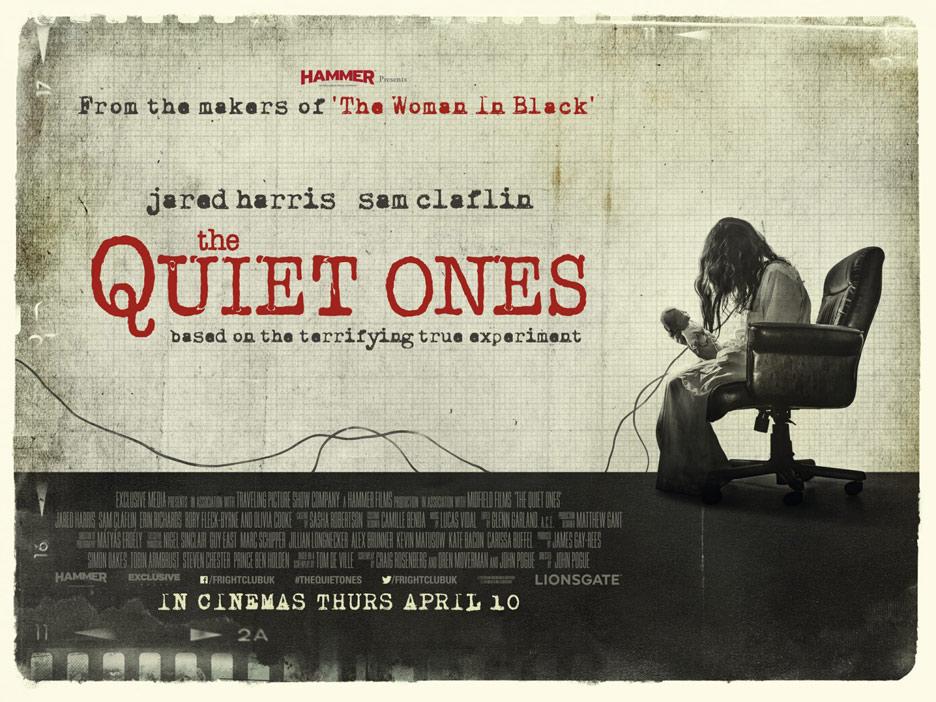 The Quiet Ones Poster #3