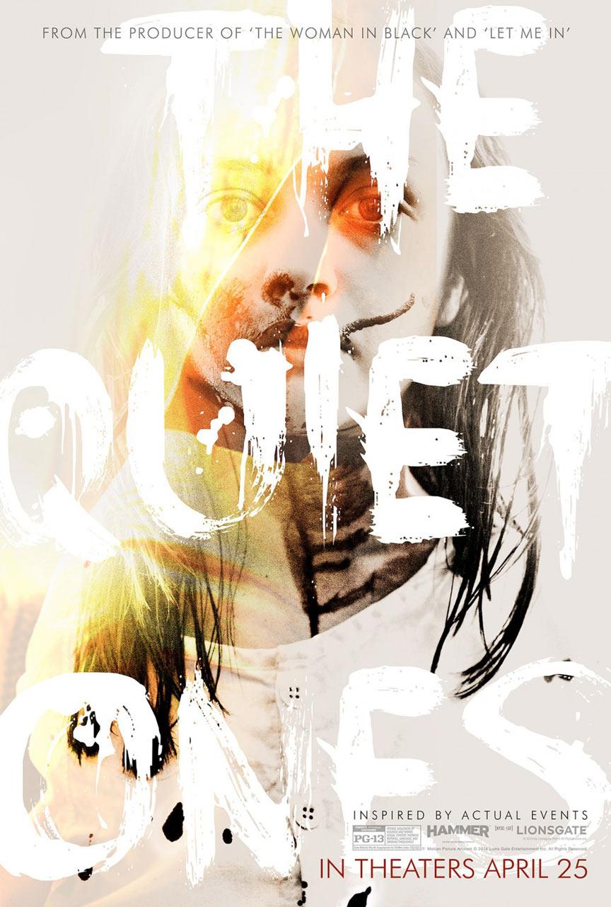 The Quiet Ones Poster #6