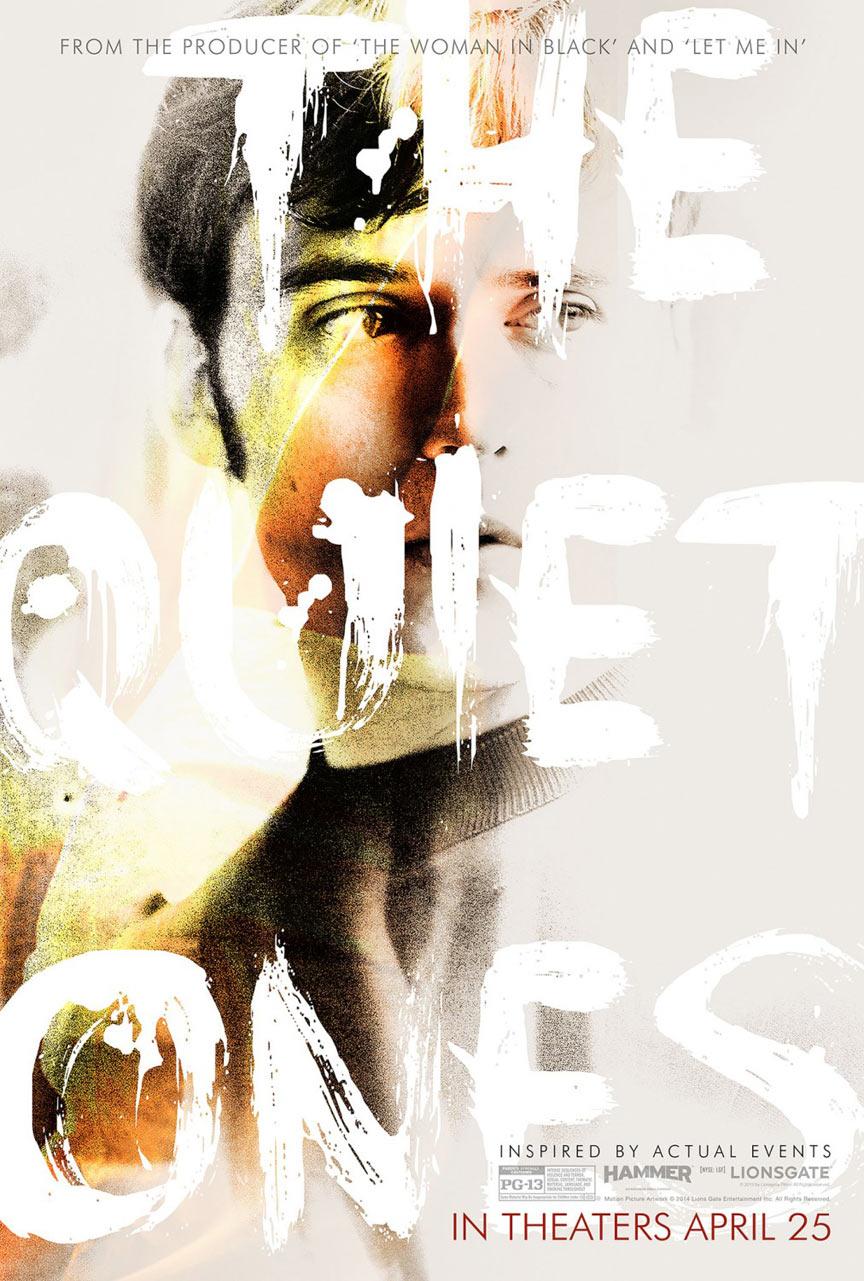 The Quiet Ones Poster #7