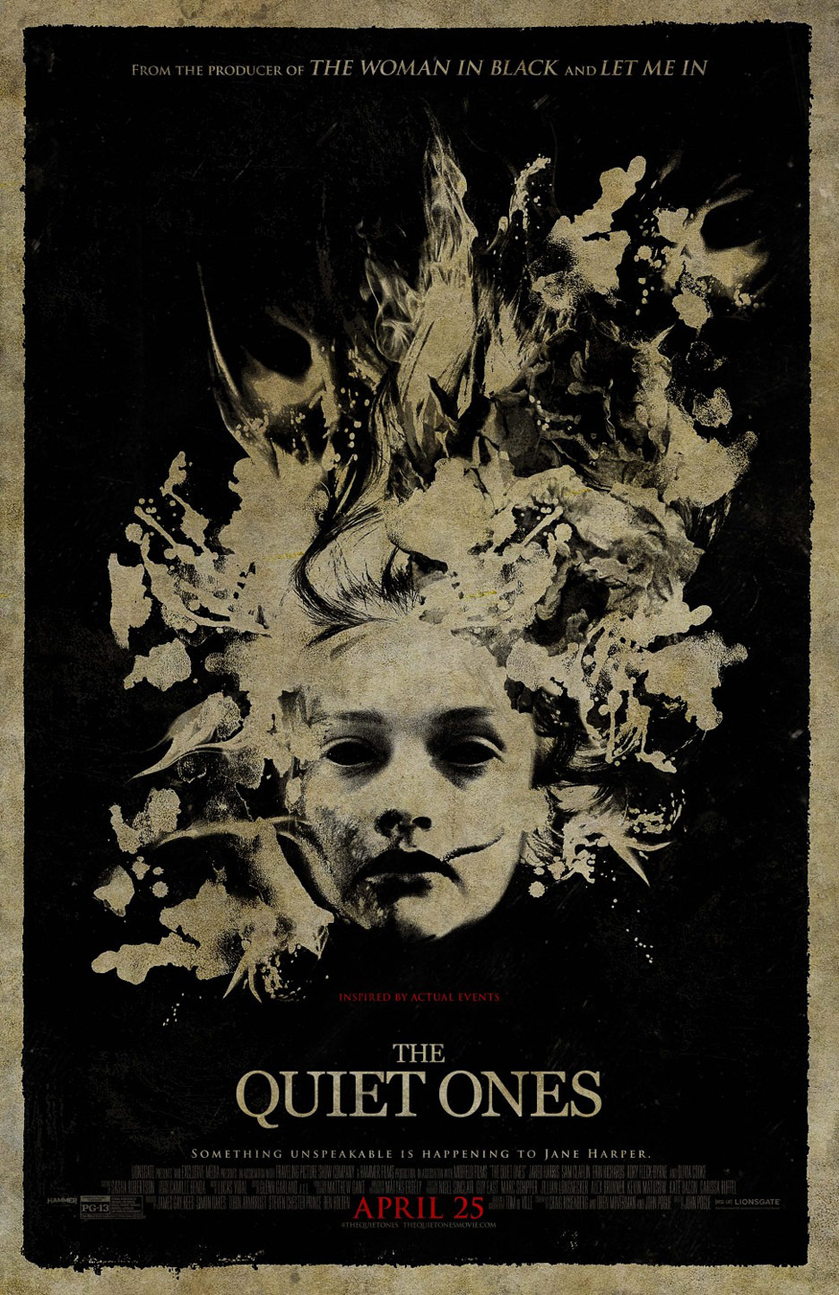 The Quiet Ones Poster #1