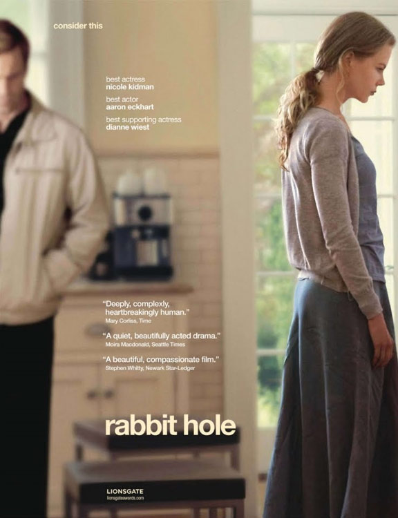 Rabbit Hole Poster #4