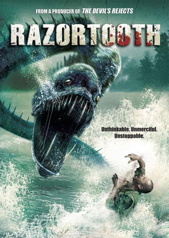 Razortooth Poster #1