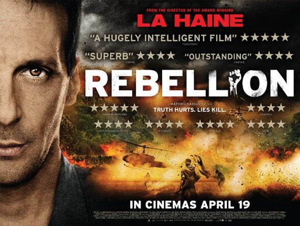 Rebellion Poster #1