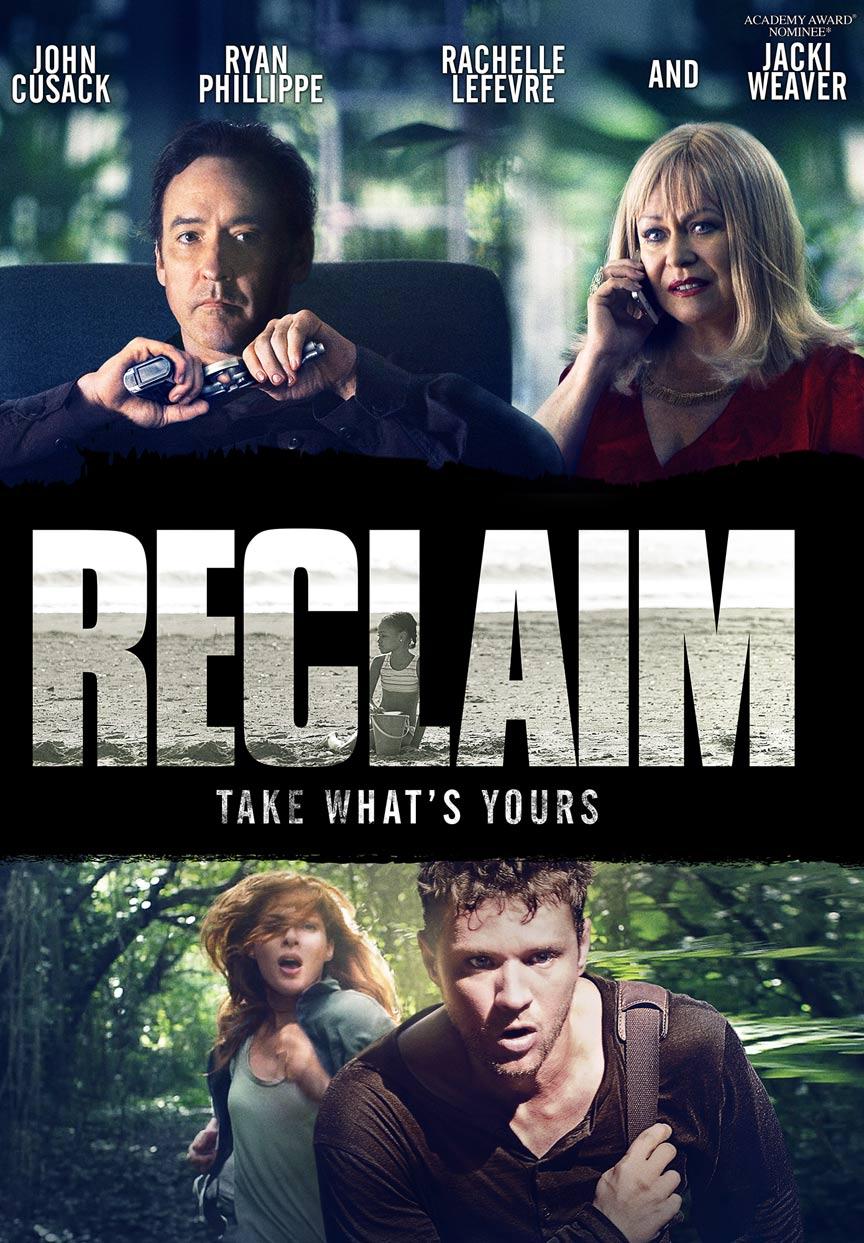 Reclaim Poster #1