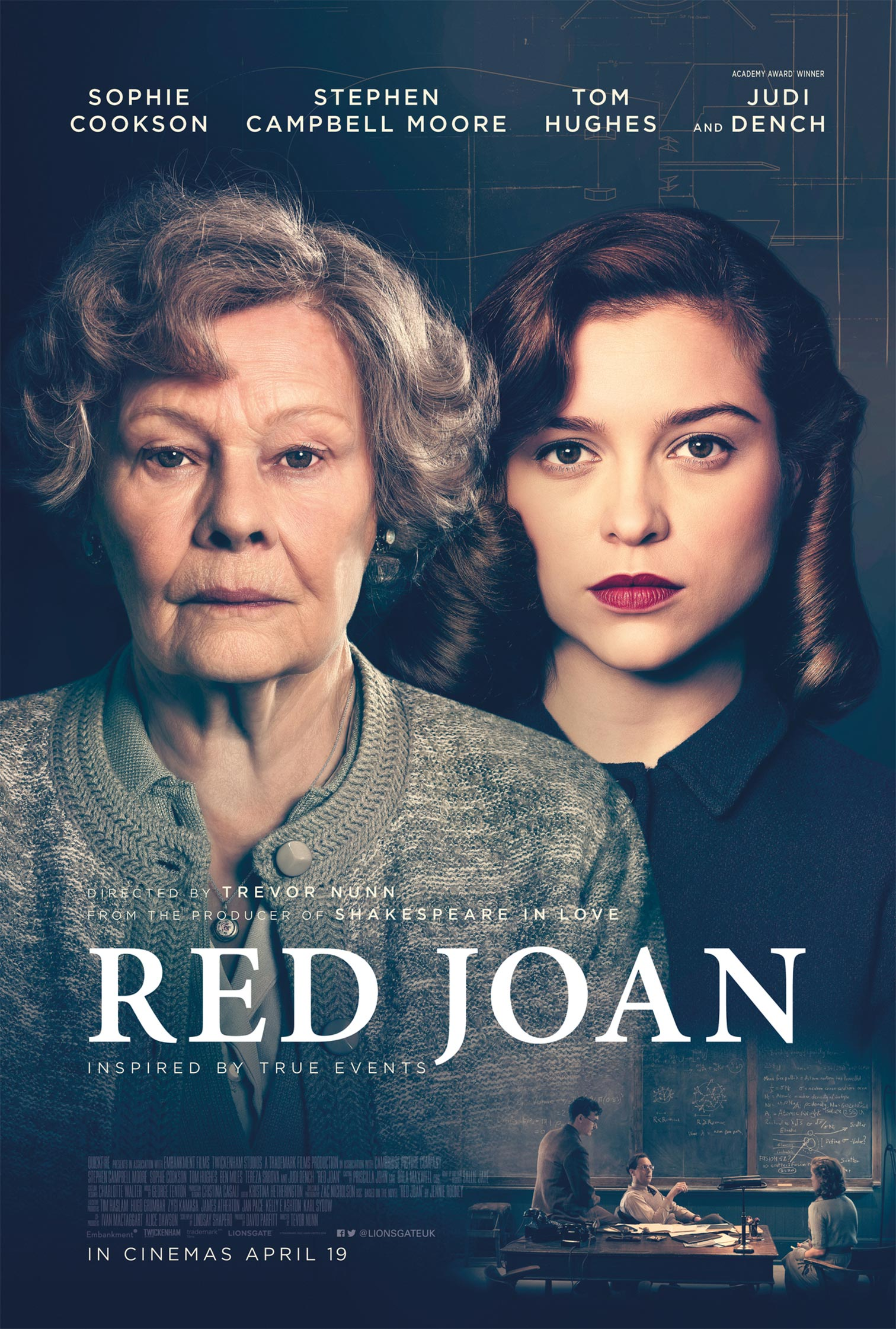 Red Joan Poster #1