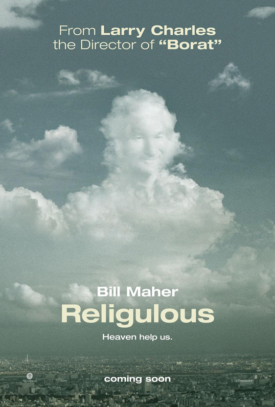Religulous Poster #1