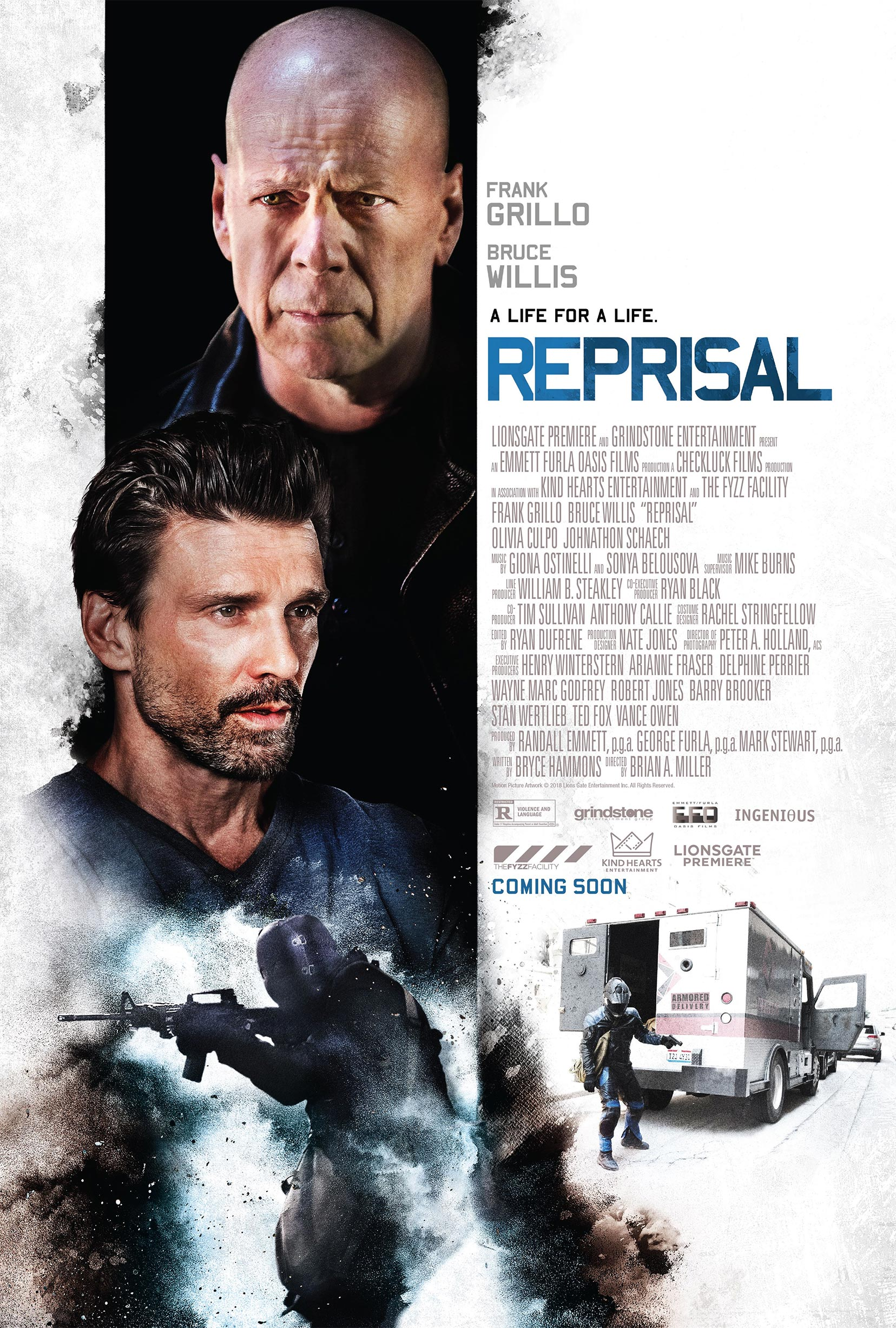 Reprisal Poster #1