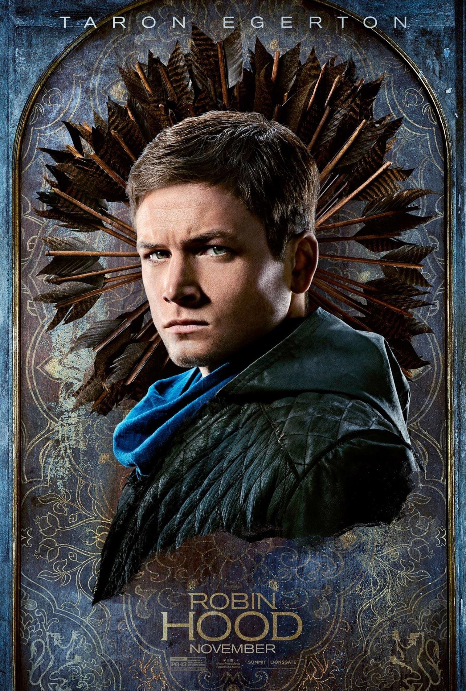 Robin Hood Poster #6