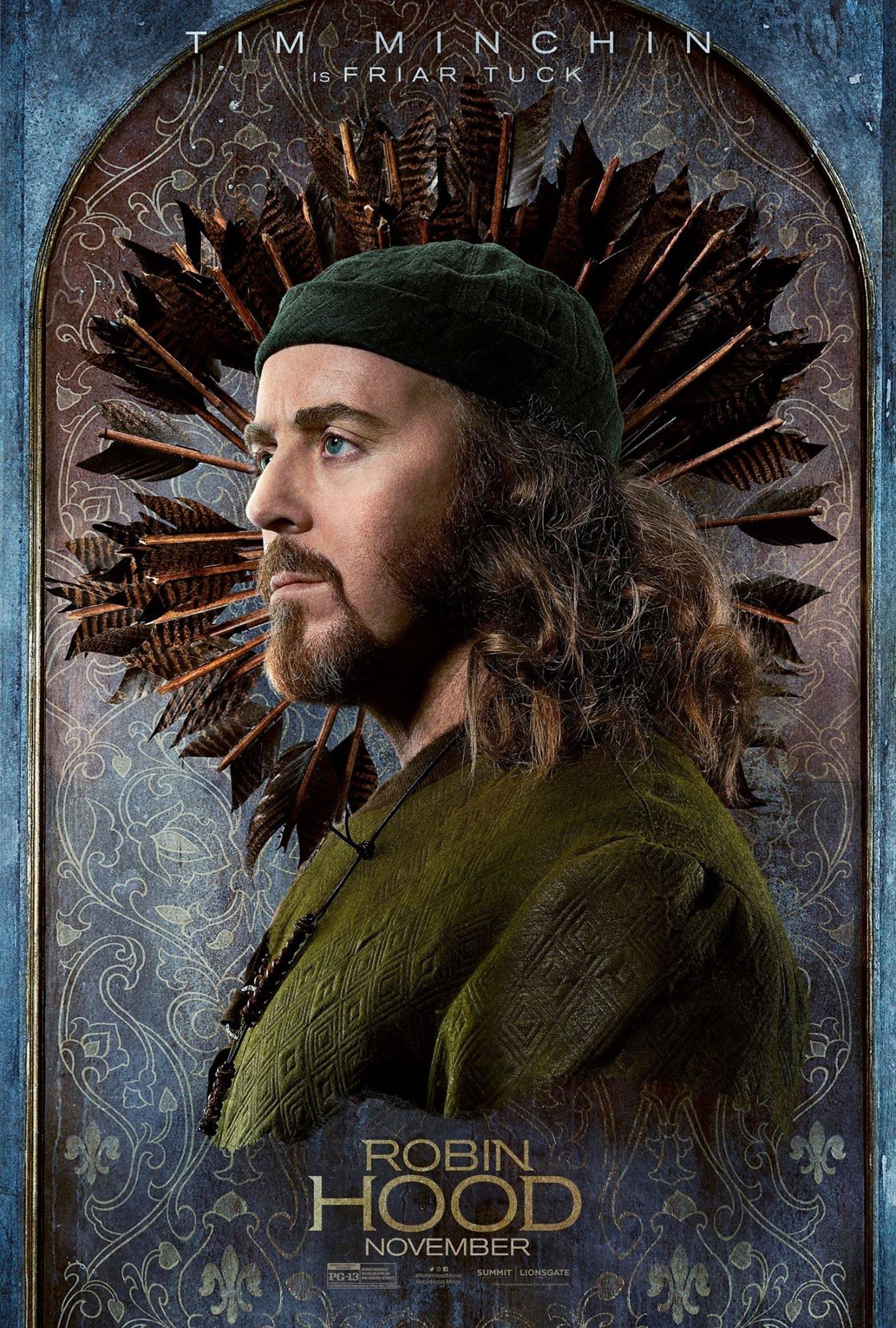 Robin Hood Poster #8