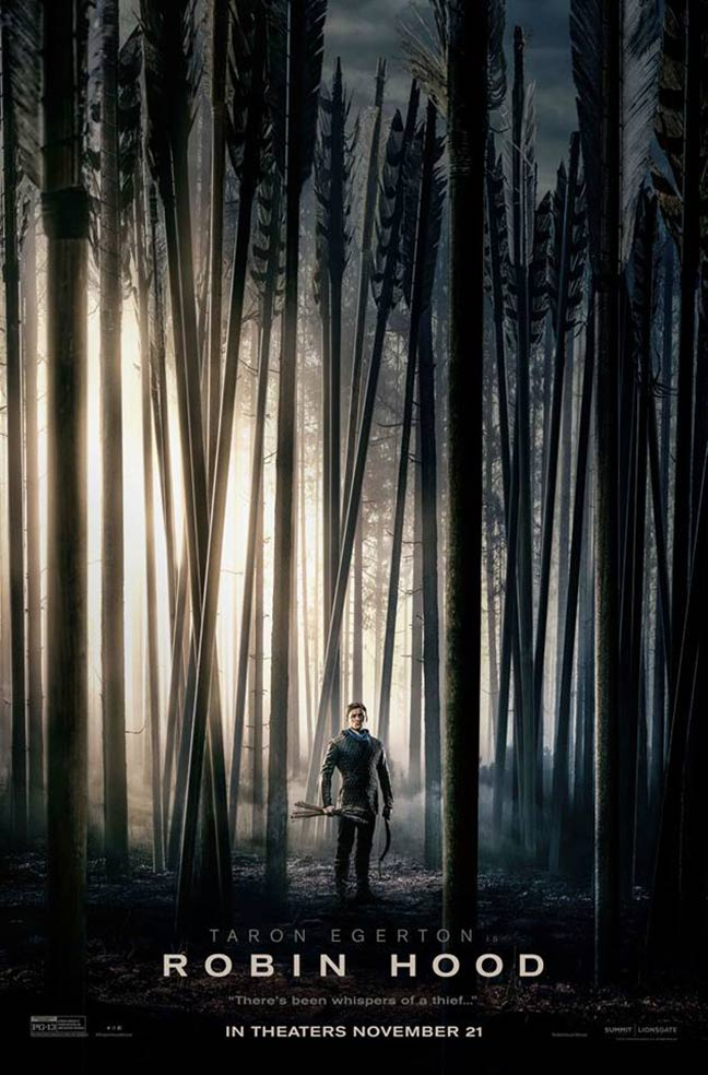 Robin Hood Poster #1