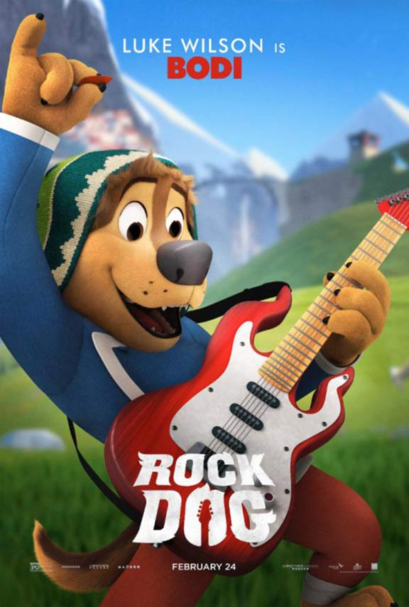 Rock Dog Poster #10