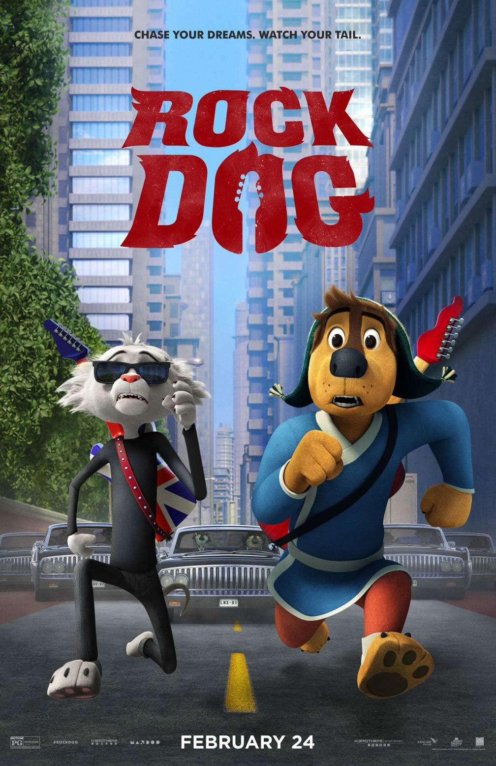 Rock Dog Poster #15