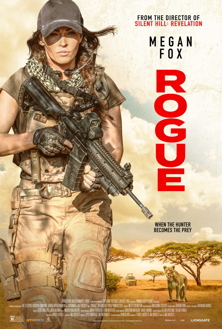 Rogue Poster #1
