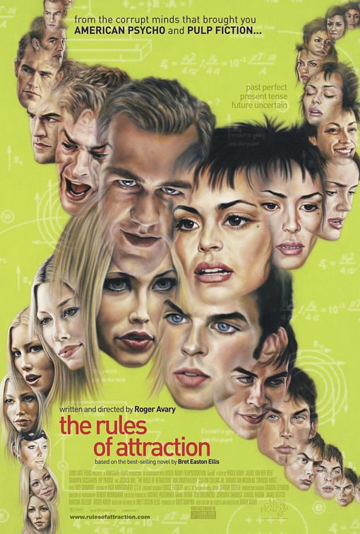The Rules of Attraction Poster #1