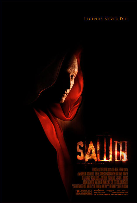 Saw III Poster #1