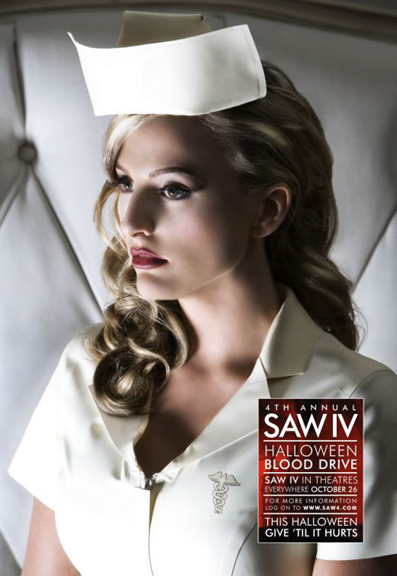 Saw IV Poster #4