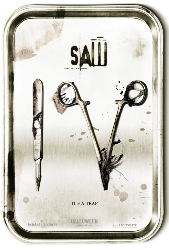 Saw IV Poster #5