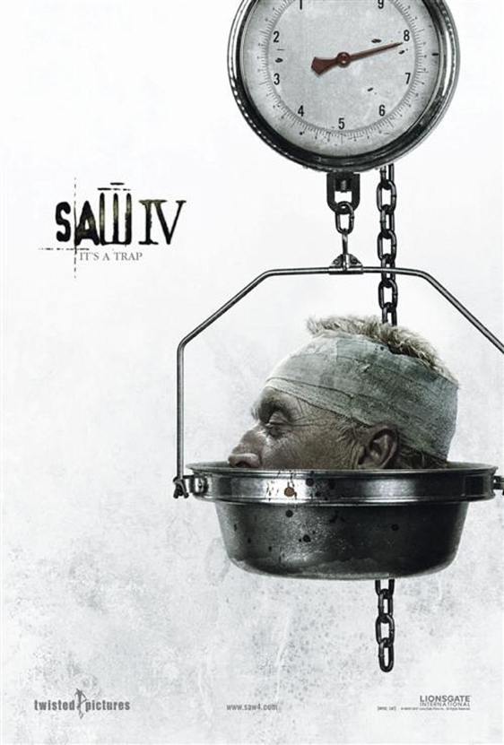 Saw IV Poster #6