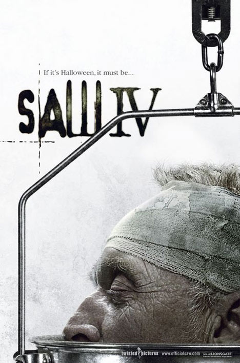 Saw IV Poster #1