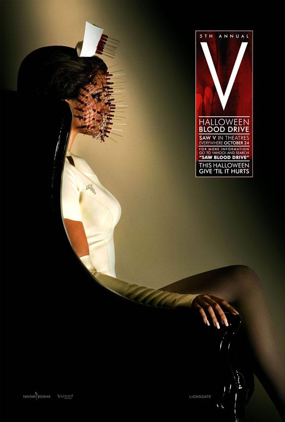 Saw V Poster #3