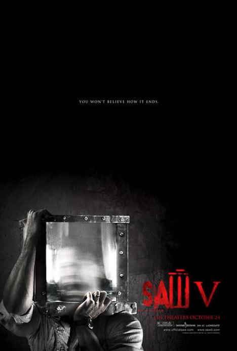 Saw V Poster #4