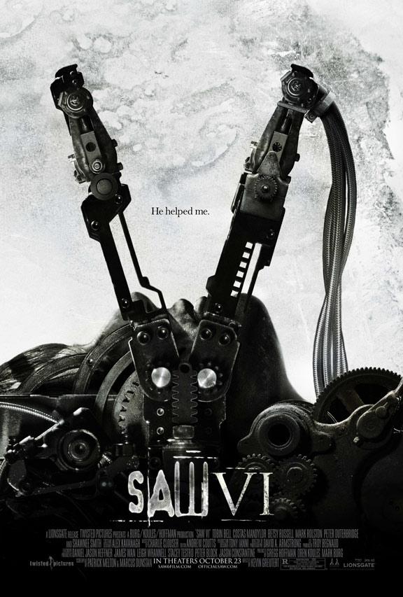 Saw VI Poster #6