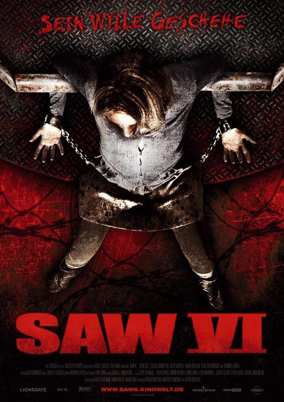 Saw VI Poster #8