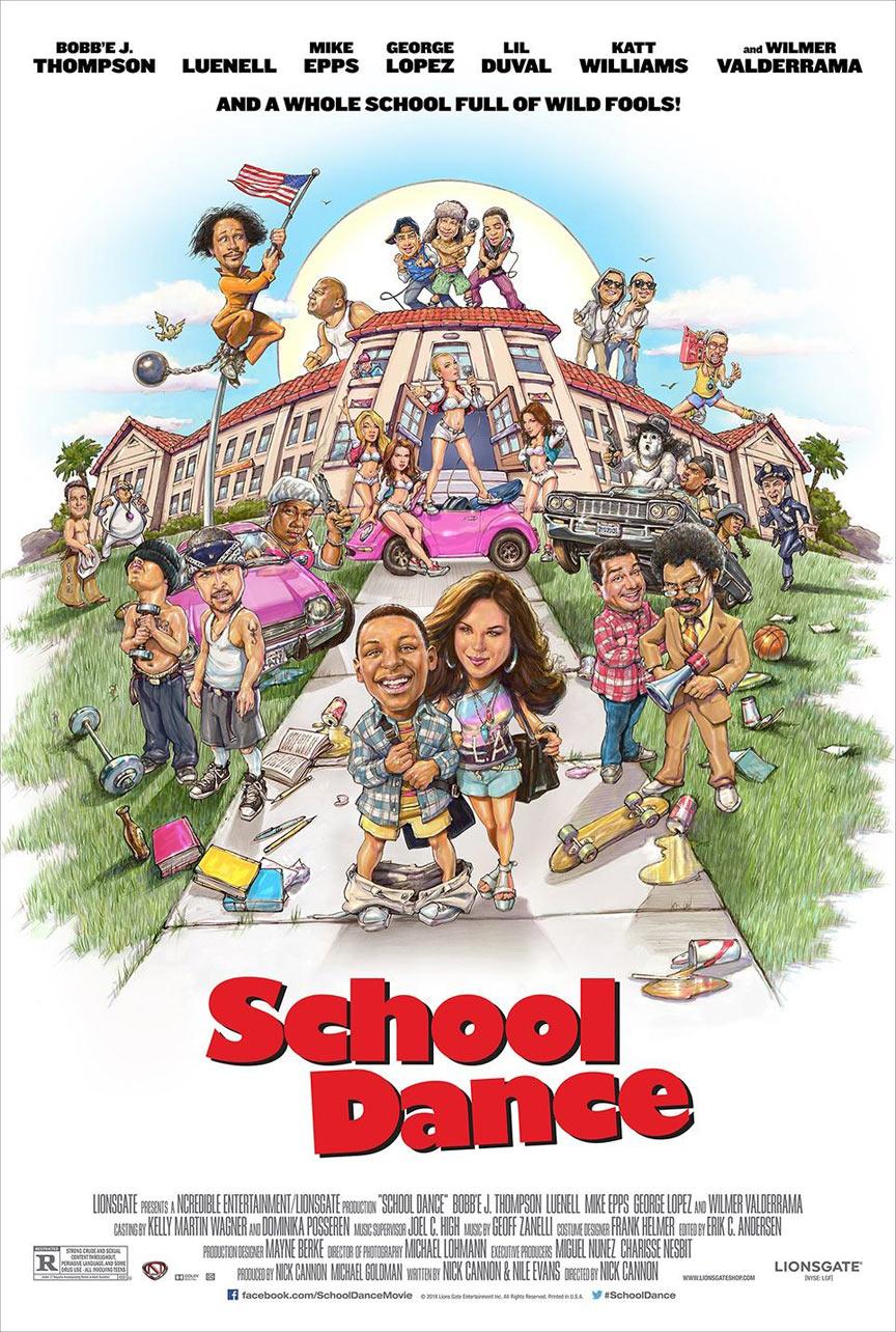 School Dance Poster #1