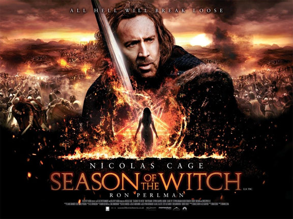 Season of the Witch Poster #4