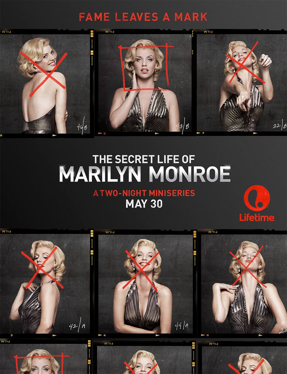 The Secret Life of Marilyn Monroe Poster #1