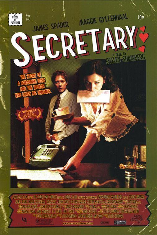 Secretary Poster #1