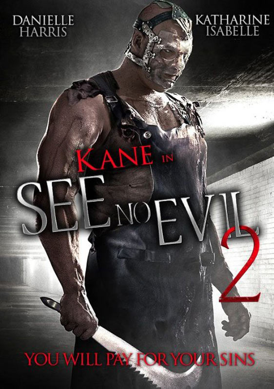 See No Evil 2 Poster #1