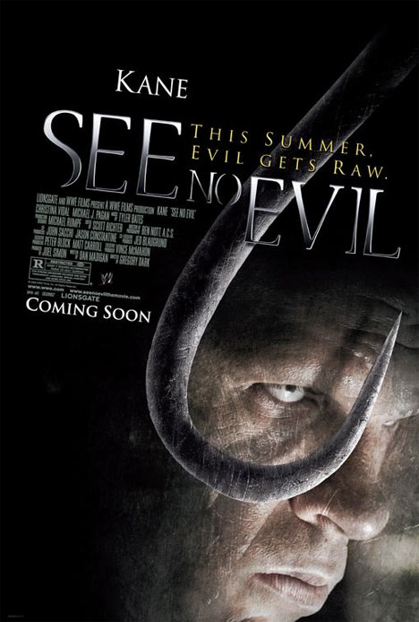 See No Evil Poster #1