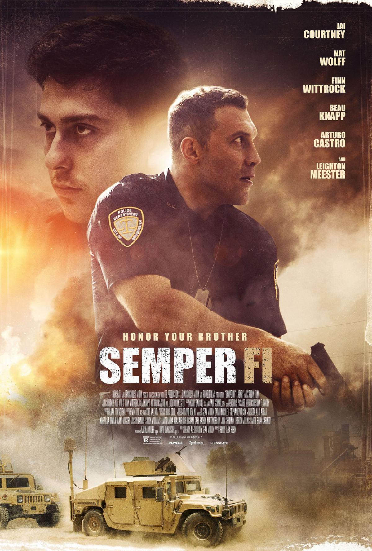 Semper Fi Poster #1