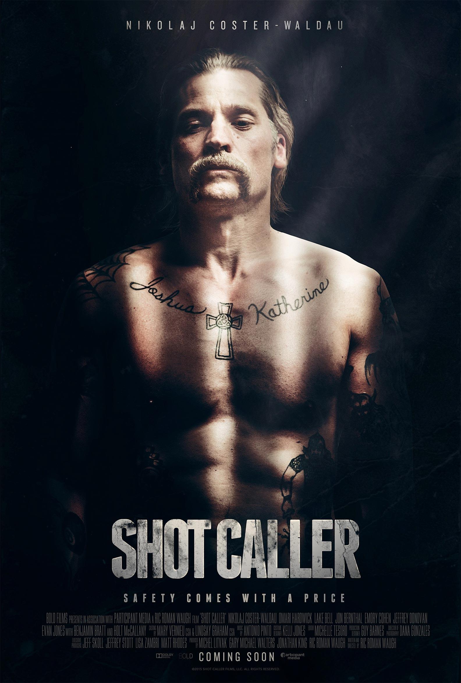 Shot Caller Poster #1