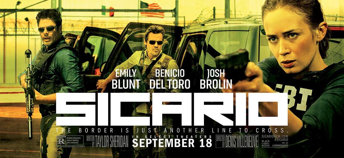 Sicario Poster #12