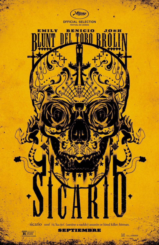 Sicario Poster #2
