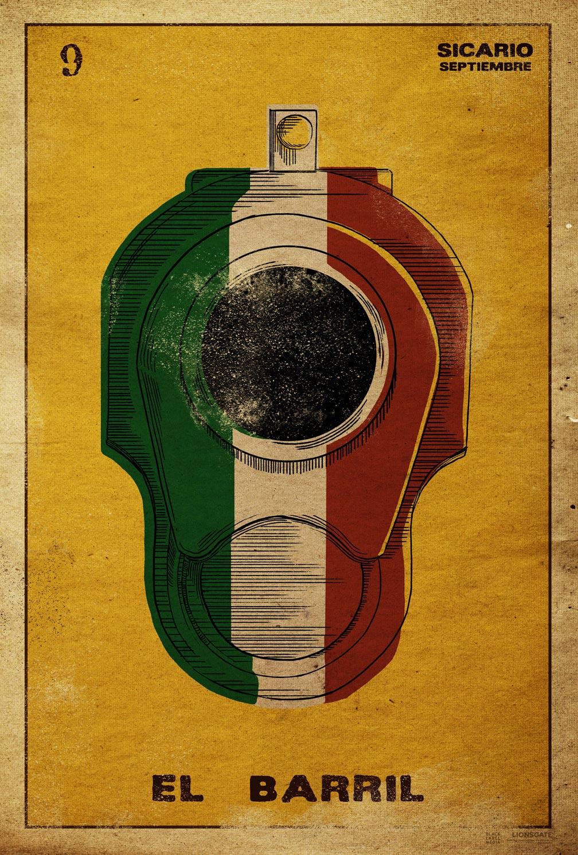 Sicario Poster #5
