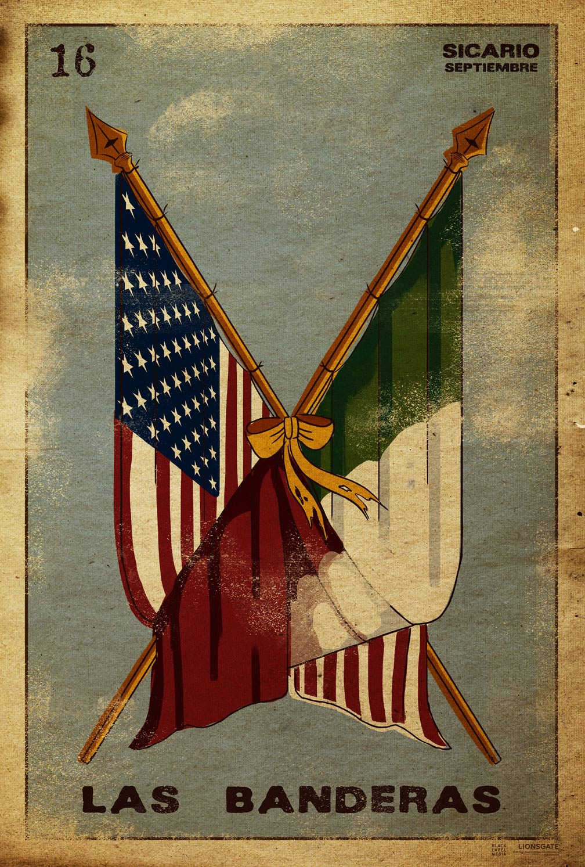 Sicario Poster #6