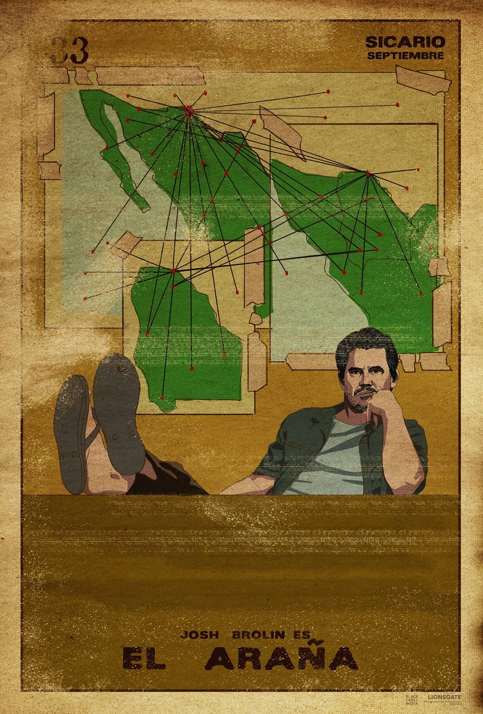 Sicario Poster #7