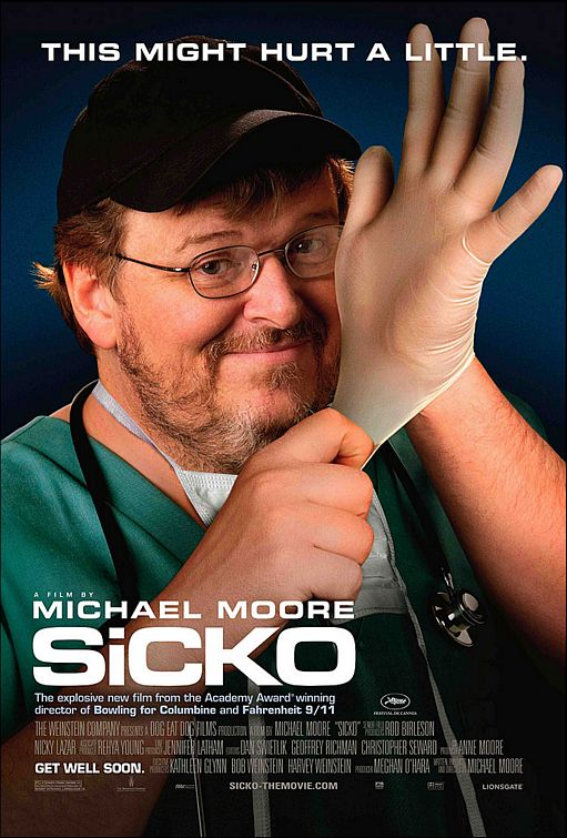Sicko Poster #1