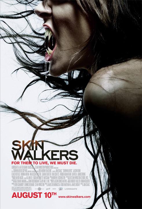 Skinwalkers Poster #1