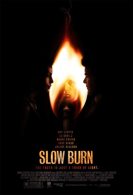Slow Burn Poster #1