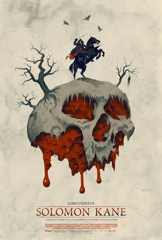 Solomon Kane Poster #6